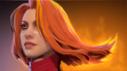 莉娜,火女,秀逗魔导士,Lina