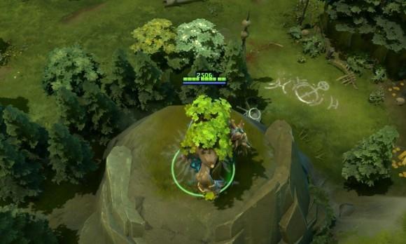 树精卫士 treant protector